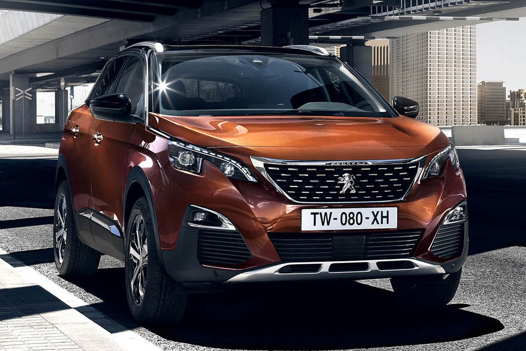 Peugeot 3008 vanaf euro for Interieur 3008 allure